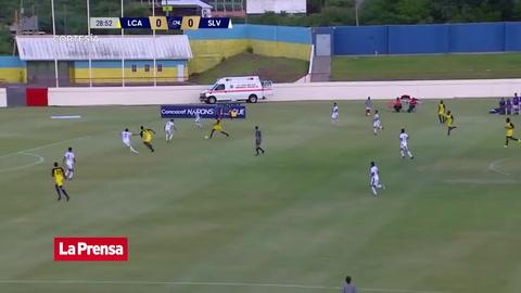Santa Lucía 0-2 El Salvador (Liga de Naciones de la Concacaf)