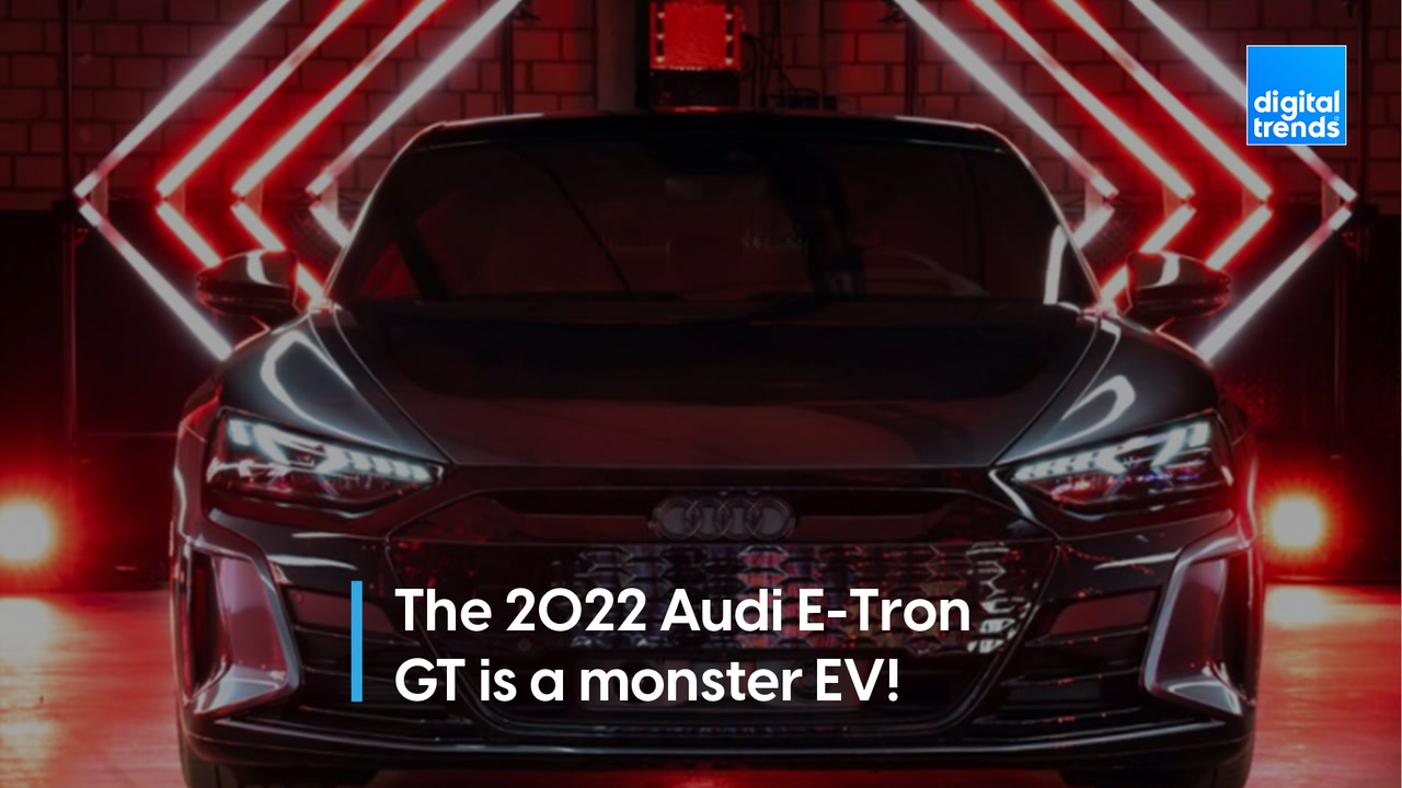 The Audi E-Tron Is Coming For The Tesla Model S