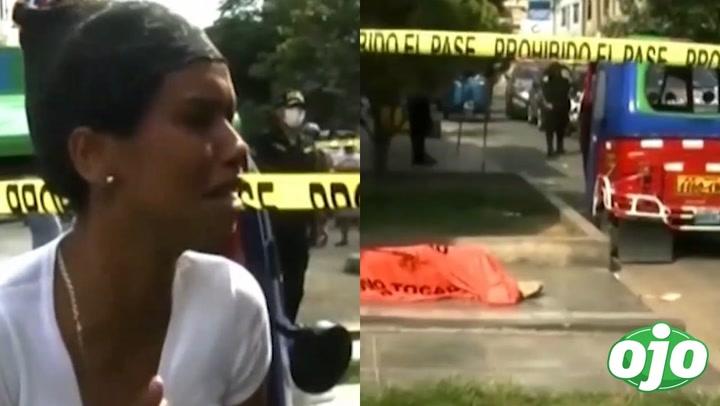 Taxista venezolano fue asesinado de tres disparos por presunto ajuste de cuentas en SJL