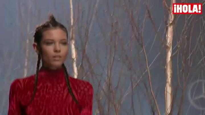 Premios L\'Oréal: Alvarno y Amanda Moreno triunfan en la 61ª edición de \'Fashion Week Madrid\'