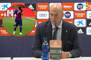 La cordial respuesta de Zidane sobre la presunta marcha de Messi del Barcelona