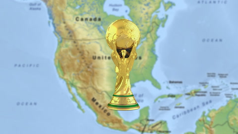 North America to Host  2026 World Cup