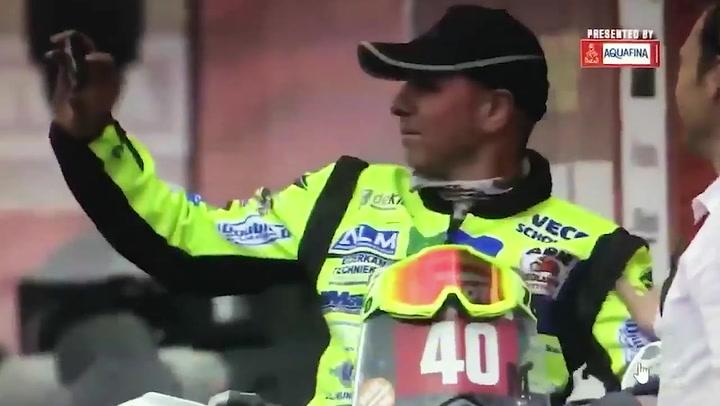 Edwin Straver, el piloto holandés de rally, muere una semana después de la caída del Dakar