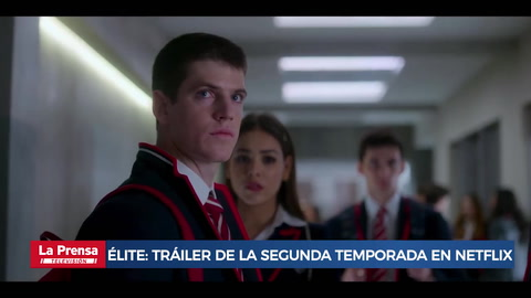 Élite: Tráiler de la segunda temporada en Netflix