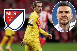 Griezmann elogia a David Beckham y reafirma su idea de retirarse en la MLS