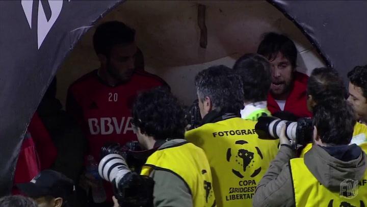 Bekijk beelden van Boca Juniors-River Plate: