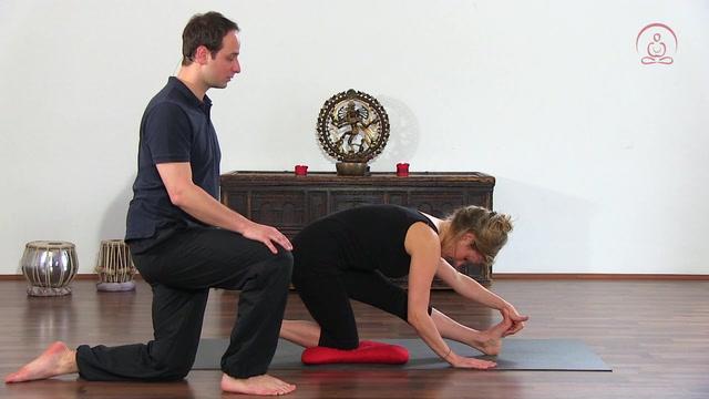 Zur Ruhe kommen mit Yoga