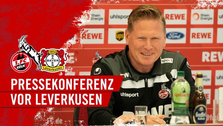 PK vor Leverkusen