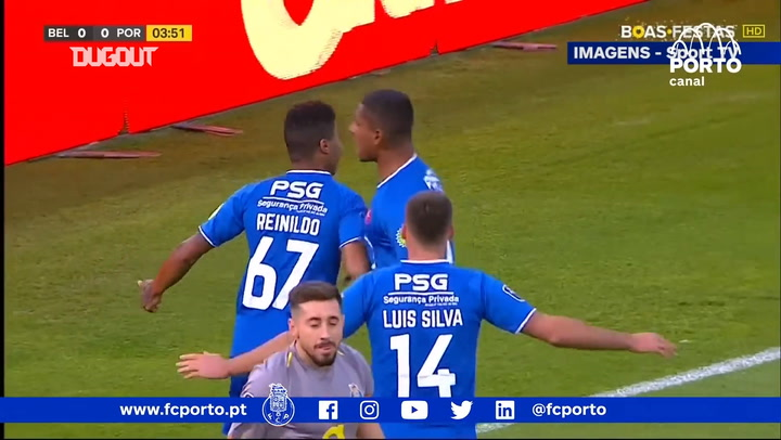 Highlights: Belenenses 1-2 FC Porto