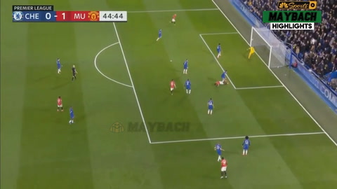Chelsea 0-2 Manchester United (Premiere League 2020)