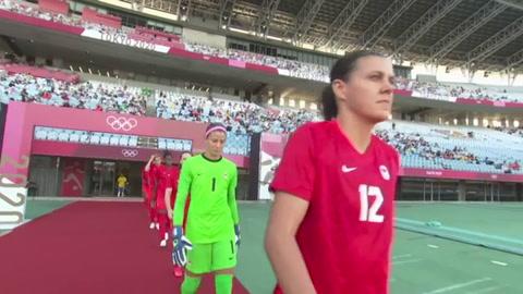 Brasil se queda en cuartos y EEUU avanza a semifinales de fútbol femenino olímpico