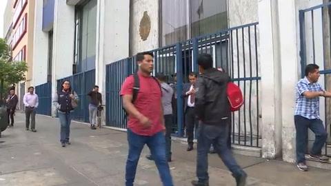 Piden prohibición de salida de Perú a expresidente Alán García