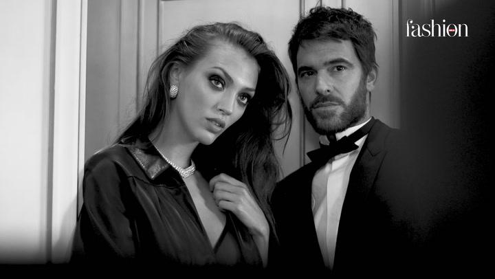 Alfonso Bassave y Neus Bermejo: cine, moda y belleza