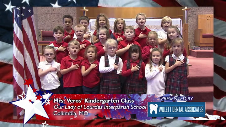 Our Lady of Lourdes Interparish School - Mrs. Veros - Kindergarten