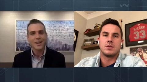 McCann discusses the potential for Steven Matz