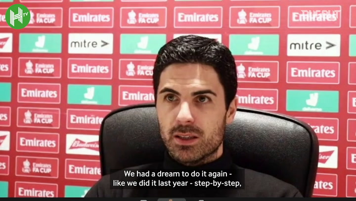 Arteta: discusses team selection and disappointment at Southampton defeat