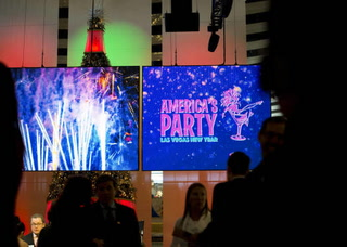 Las Vegas New Year's celebration will be 'America's Party'