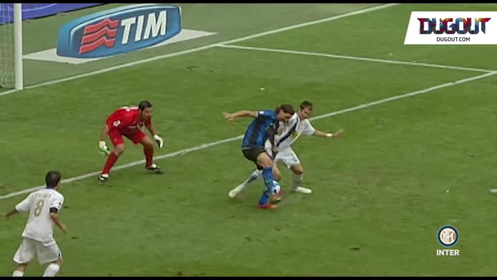 Zlatan Ibrahimović's Backheel Goal vs Atalanta