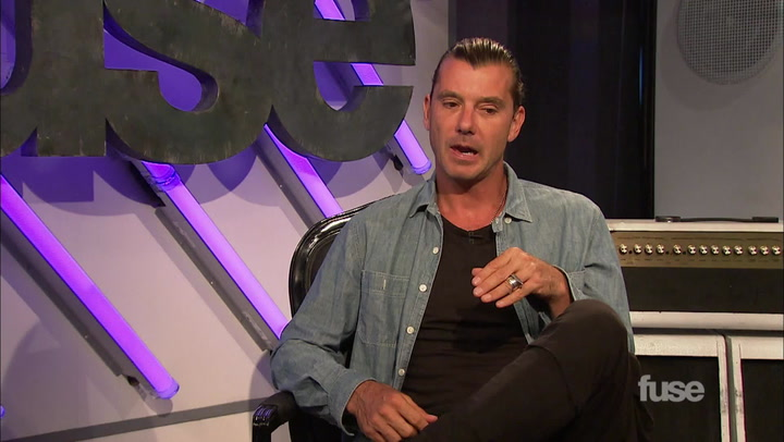 Interviews: Gavin Rossdale on The Voice (September 2014)