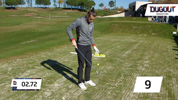 Golf Keepy-Uppy 30-Second Challenge