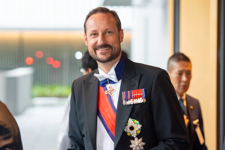 Haakon de Noruega se pronuncia sobre la decisión de los duques de Sussex