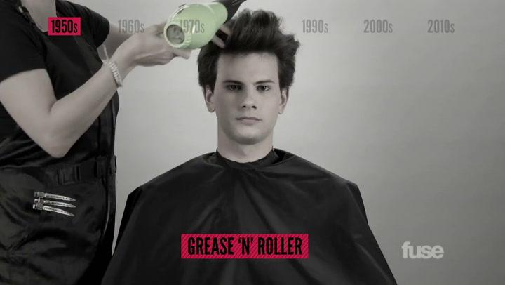 Hairvolution: 70 Years of Rock 'N' Roll Hair