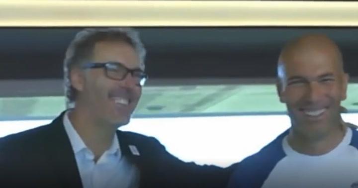 Laurent Blanc lleva sin dirigir un equipo desde hace 4 años