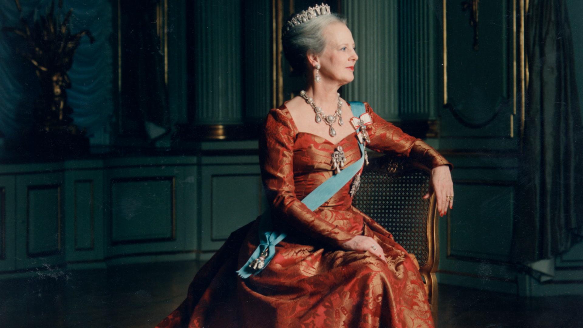 La vida de la reina Margarita de Dinamarca