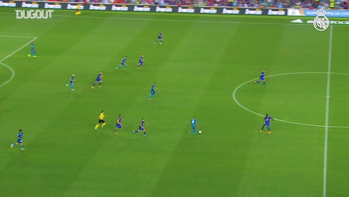 Incredible Goals: Asensio's Screamer Vs FC Barcelona - Dugout