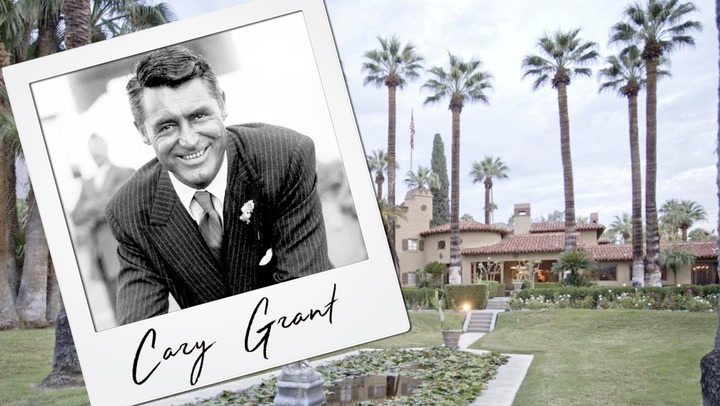 Splash Out on Cary Grant's Favorite Palm Springs Getaway