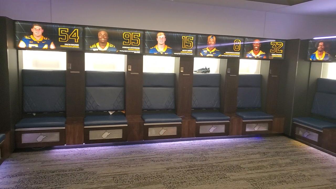 Players Locker Room