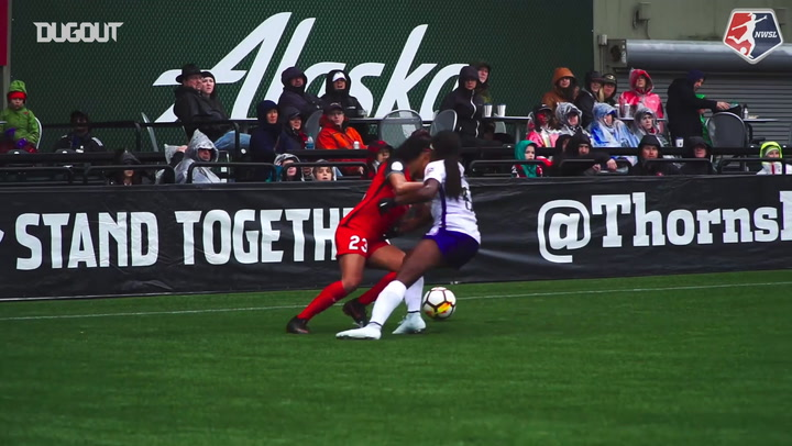 The Best Tricks and Flicks from the 2018 NWSL season
