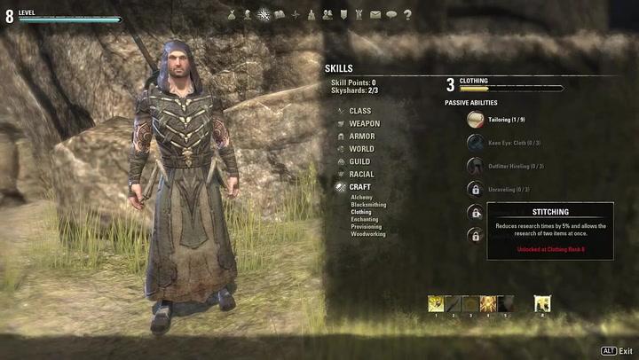 Clothing Skyrim Elder Scrolls Fandom Powered By Wikia