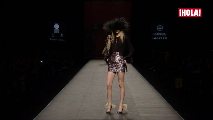 Fashion Week Madrid otoño-invierno 2017-2018: Ion Fiz