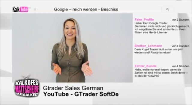 Der Google Trader