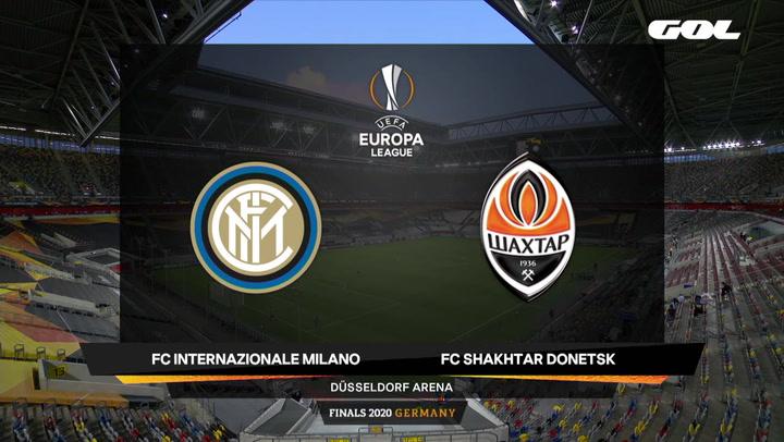Europa League: Resumen y Goles del Inter milán - Shakthar Donetsk