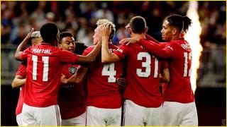 Europa Legue: Inter de Milán y Manchester United cumplen y avanzan a cuartos de final