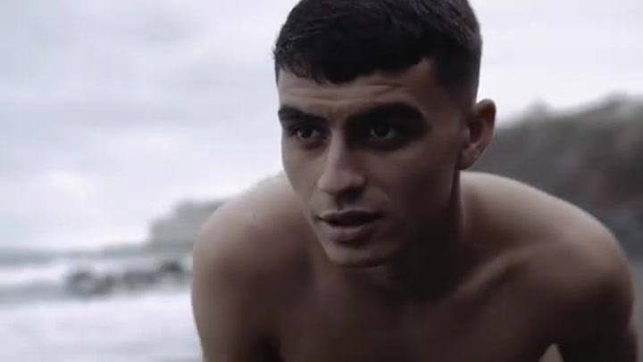 Pedri, el joven canario del Barça
