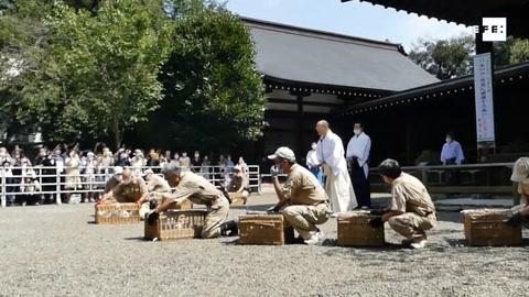 Japón piden no repetir los estragos de la II GM en 75 aniversario