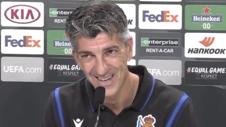 """Imanol: """"A Maradona le costaría jugar en esta Real"""""""