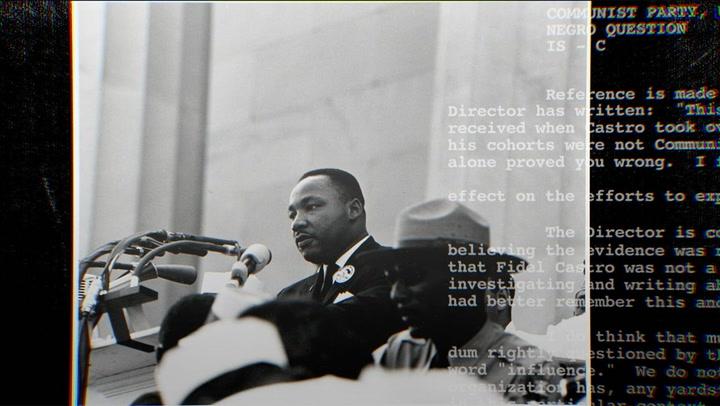 'MLK/FBI' Trailer