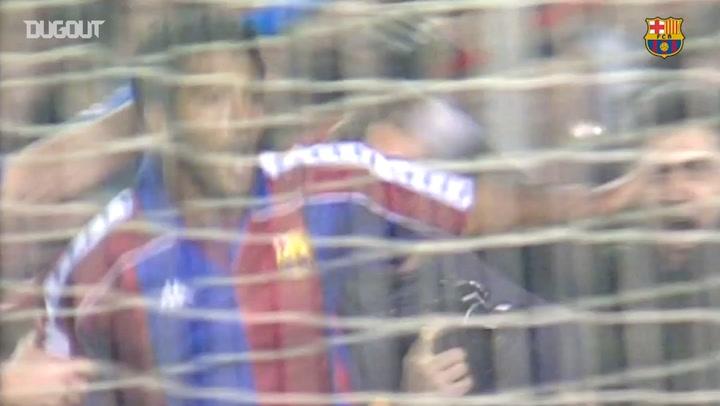 When Romario's El Clàsico Hat-Trick Downed Real Madrid