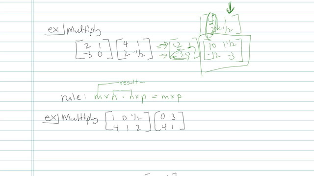Matrix Multiplication - Problem 3