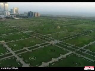 کراچی کے سرسبز باغ اجڑتے، لیاقت قائم خانی کی تجوریاں بھرتی گئیں