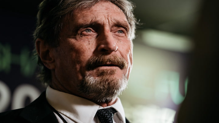 'I Regret Nothing': Crypto Advocate John McAfee's Controversial Life and Death