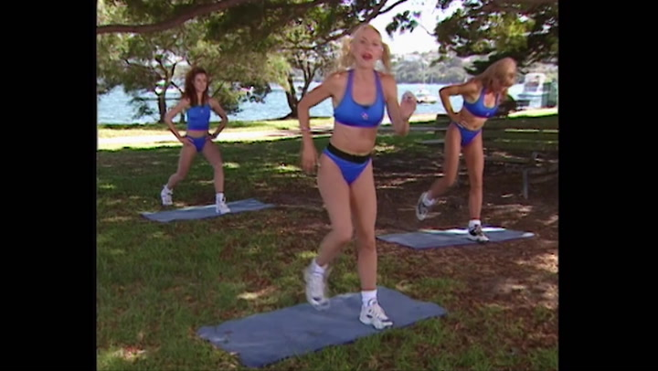 Wendi - Lyne Park Rose Bay - Legs