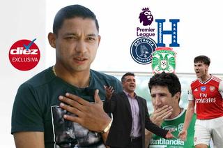 Emilio se confiesa: El club de la Premier que lo iba fichar; el jugador que recomendó al Celtic y su salida de Motagua