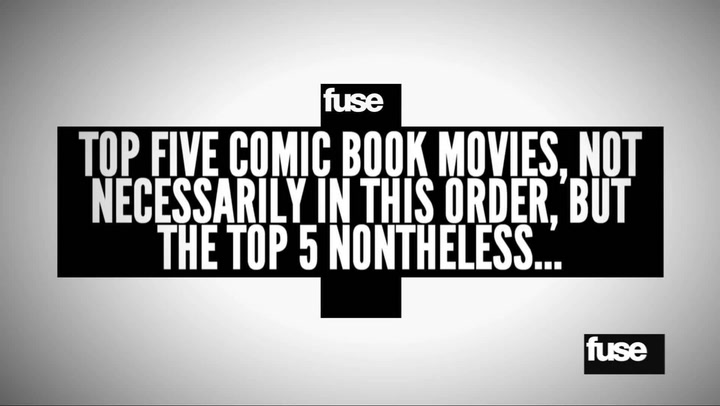Interviews: Top 5: Coheed And Cambria Top 5 Comic Book Movies