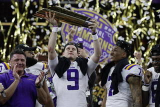 Joe Burrow on What Sets him Apart, Wanting to be Picked First in the NFL Draft – VIDEO