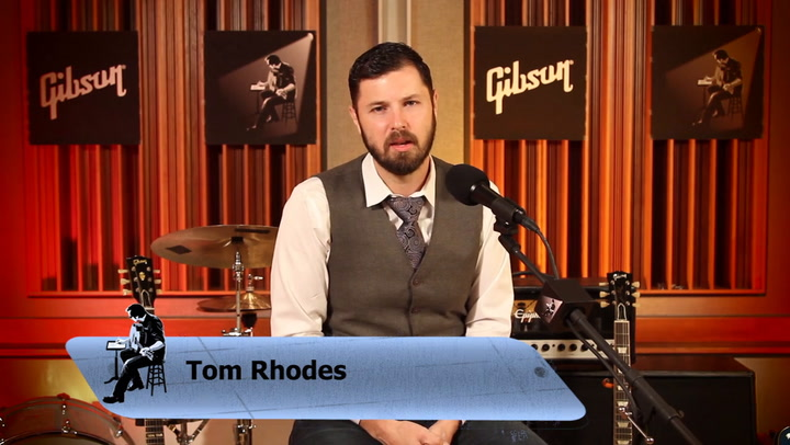 Tom Rhodes performs Rye & Wrong on The Jimmy Lloyd Songwriter Showcase